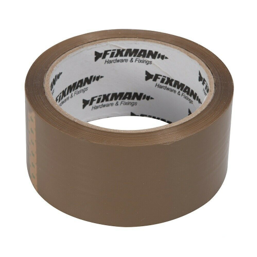 Fixman 190368 Packing Tape 48mm x 66m